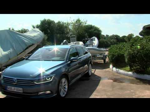 NEW Volkswagen Passat 2015 - Assistance Systems