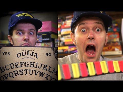 Ouija / Domino Rally - Board James (Episode 22)