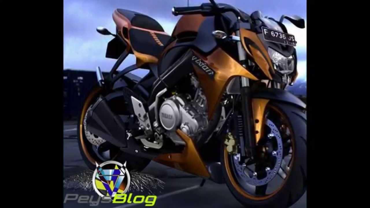 105 Biaya Modifikasi Vixion Street Fighter Modifikasi Motor