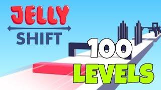 Jelly Shift Level 1-100 Walkthrough Gameplay