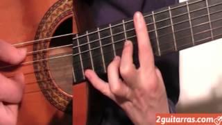 clases de guitarra ejercicio de arpegio parte 3