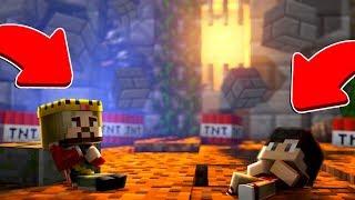 GİZLİ BÖLGEDE PATLAMA OLDU! 😱 - Minecraft