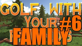 The FGN Crew Plays: Golf with your Friends #6 - Candyland (PC)