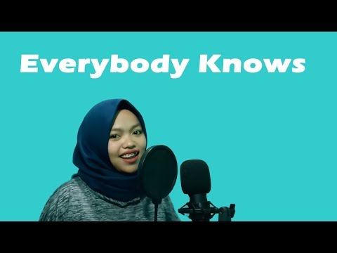 Everybody Knows - Cover By NoviantyAnugrah