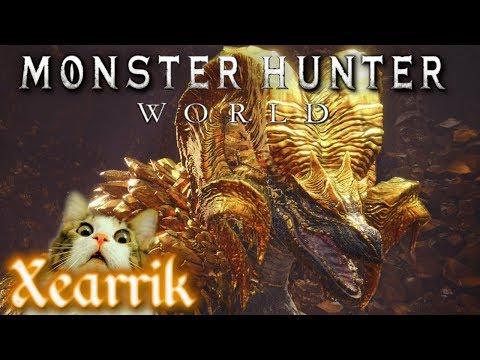 Monster Hunter World   Farming Kulve Taroth + New DLC Today!    Live Stream thumbnail