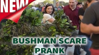 THE SCARY BUSHMAN ~ Vegas Baby!