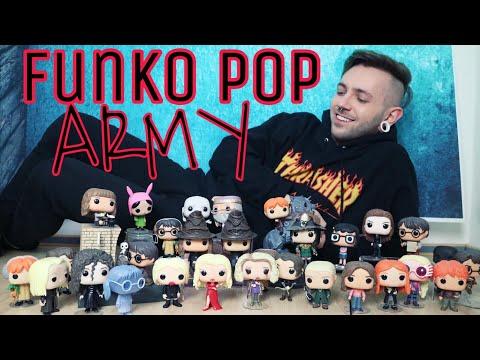 meine FUNKO POP Sammlung  ARMEE 😋😍 Max Amphetamine