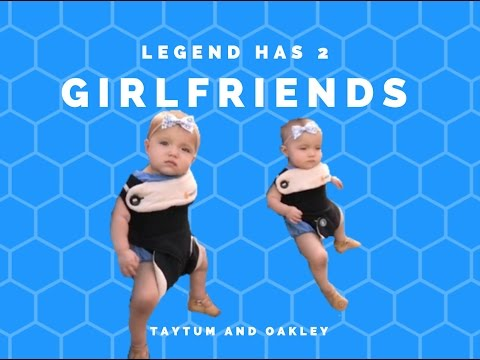 Raising A Legend Taytum And Oakley Youtube