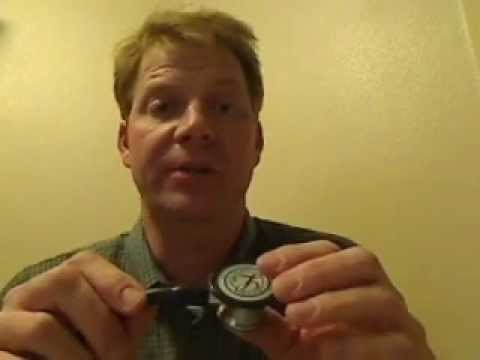How to replace a stethoscope diaphragm