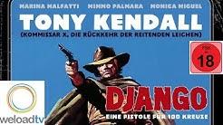 Django - Eine Pistole für 100 Kreuze (Western ganze Western Filme auf Deutsch)