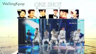 [WSK] B.A.P. :: One Shot COLLAB