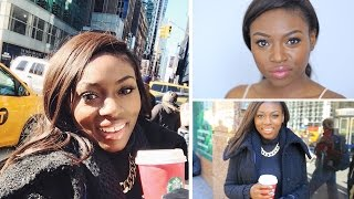 GET READY WITH ME | NEW YORK EDITION! Thumbnail