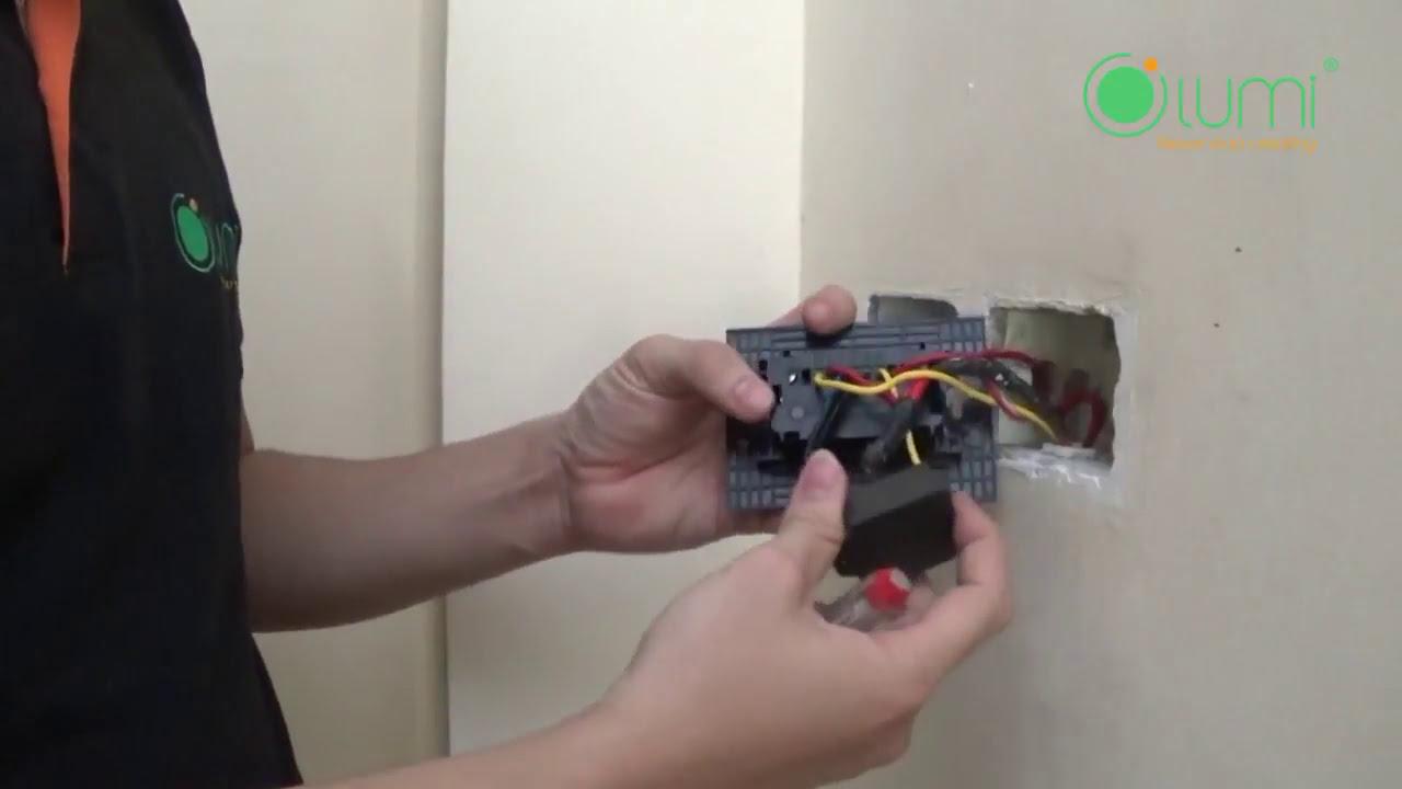 Hướng dẫn lắp đặt và sử dụng chiết áp, công tắc công suất cao, công tắc quạt