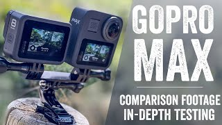 GoPro Max: Massive Test Footage Compilation