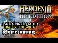 Heroes of Might & Magic 3 HD | Restoration of Erathia | Long Live the Queen | Homecoming