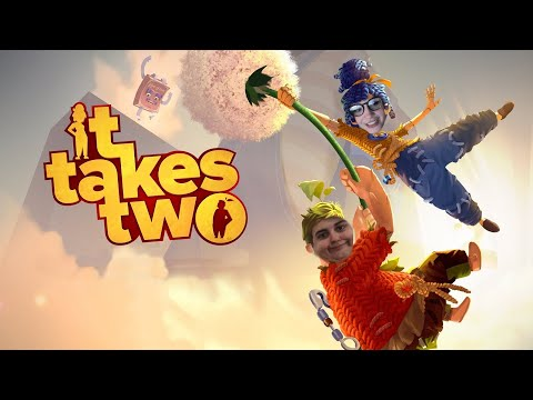 Poke and Gigi play It Takes Two - Part 1 : DIVORCE |