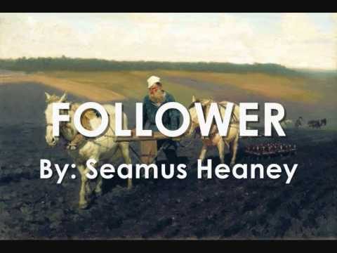 an analysis of st kevin and the blackbird by seamus heaney – seamus heaney st kevin and the blackbird saint kevin's whole body became a prayer of love that recognized god in an in the story of st kevin.