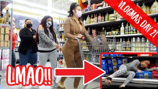 BEING LIT AT WALMART WITH MY INLAWS!! **hilarious**