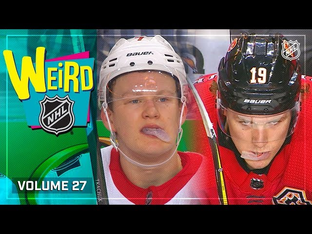 Weird NHL Vol. 27: April Fools Edition