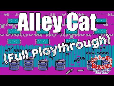Let's Play Alleycat (Full Playthrough)