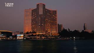 【曼谷住宿】曼谷皇家蘭花喜來登坐擁曼谷河岸全景入夢 Royal ...