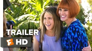 Mother's Day Official Trailer #2 (2016) - Jennifer Aniston, Kate Hudson Comedy HD