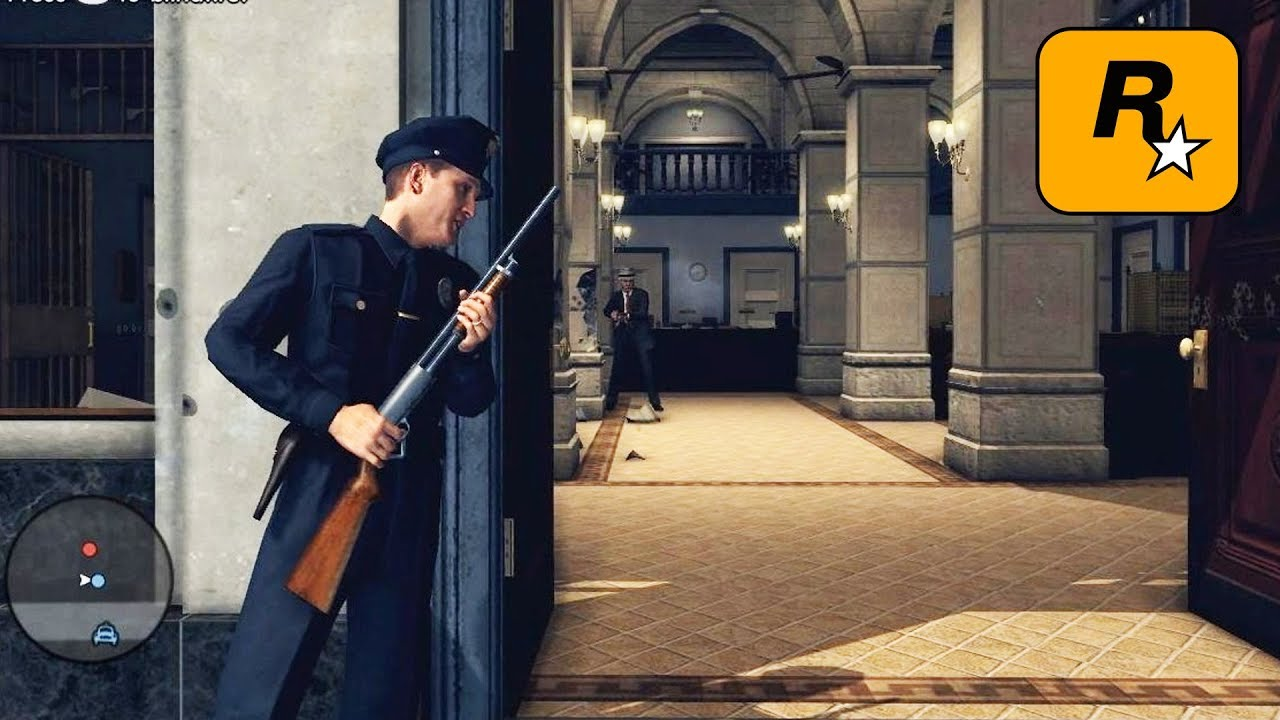 Rockstar Games For Ps4 : Rockstar game s open world la noire headed to