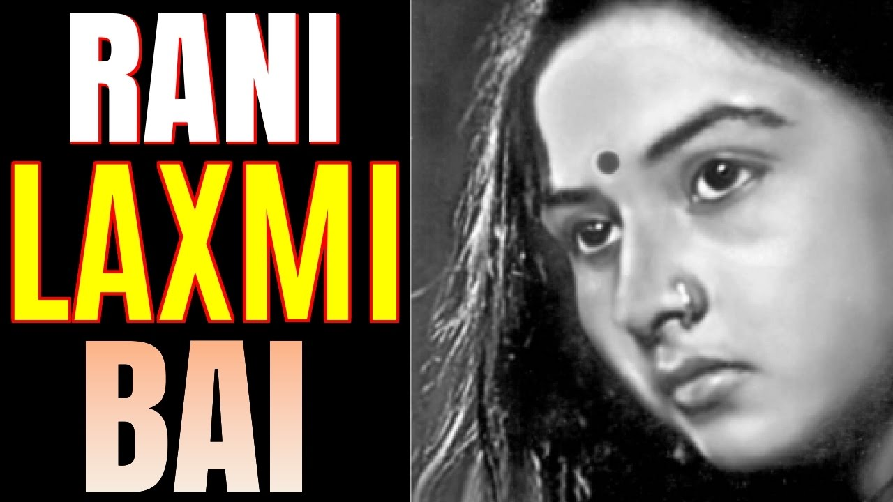 rani laxmi bai history in hindi rani lakshmi bai story youtube