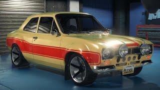 Car Mechanic Simulator 2018, 1973 Ford Escort Mk1 Rs1600