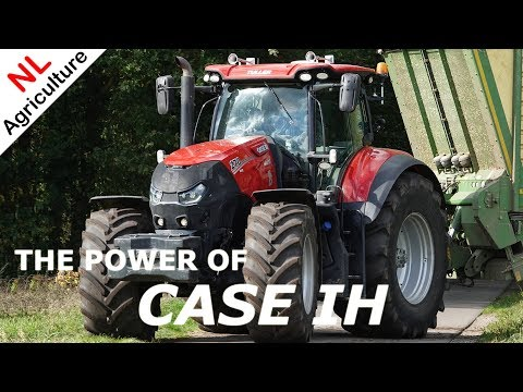 The Power Of CASE IH In The Netherlands ● Part 5.