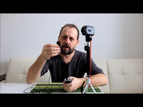 Походная видеостудия - экшн камера от JVC  GC-XA2BE для съёмки видео в походе