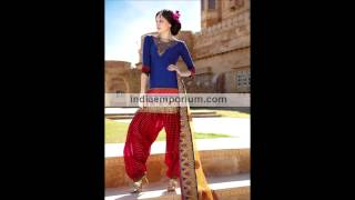 Patiala Salwar Suits and Salwar kameez