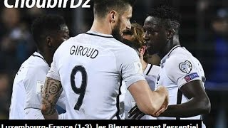 Download Video Luxembourg VS France (1-3) World Cup 2018 Qualifications MP3 3GP MP4