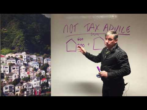 Investment property structure #1