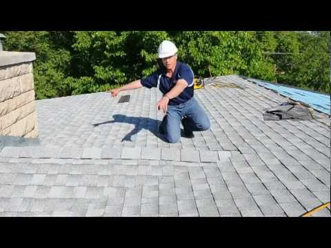 Proper Installation Of Roofing Cricket Behind Chimney