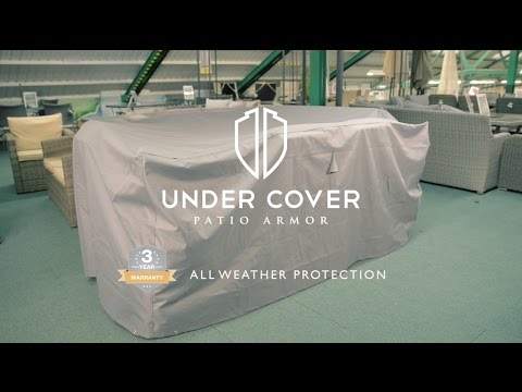 Large Garden Table Cover - Under Cover Protect