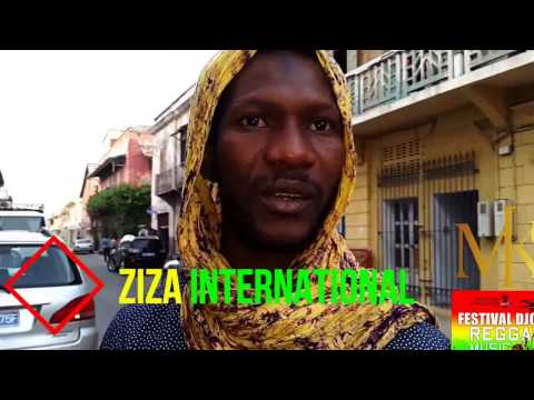 ZIZA INTERNATIONALCONCERT LIVE  HOTEL RESIDENCE FESTIVAL  DJOLOF REGGAE 2017