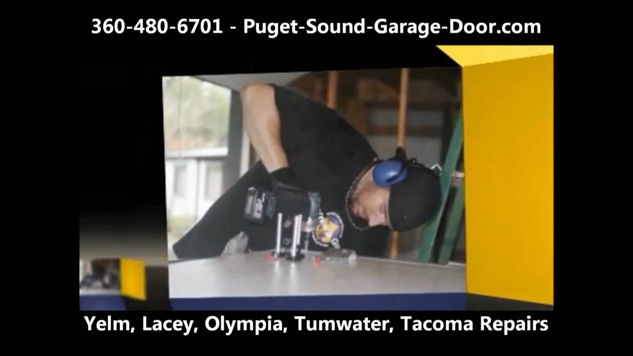 Puget Sound Garage Doors   360 480 6701   I Know A Guy   Garage Repair    New Doors   Openers