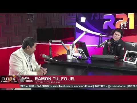"""""""DISENTENG TAO YAN"""" - RAMON TULFO ON SATUR OCAMPO"""