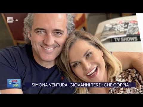Simona Ventura si sposa - La vita in diretta Estate 04/08/2020