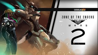 Woolie VS Zone of the Enders: The 2nd Runner - M∀RS (Part 02)