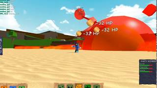 Roblox Elemental Battle Ground monster by meg and dia AMV