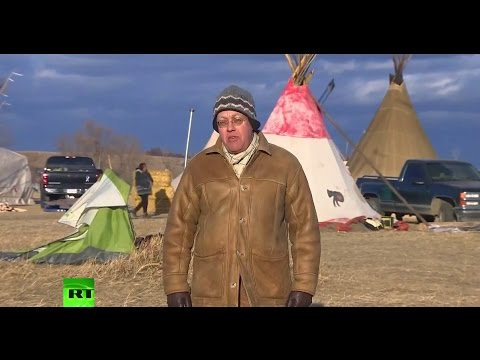 Standing Rock Resistance (On Contact special episode)