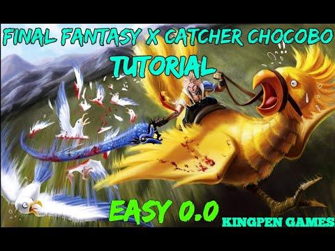 Final Fantasy X Catcher Chocobo Race Tutorial 0.0