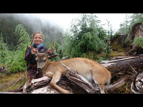 Hunting Blacktail in Haida Gwaii