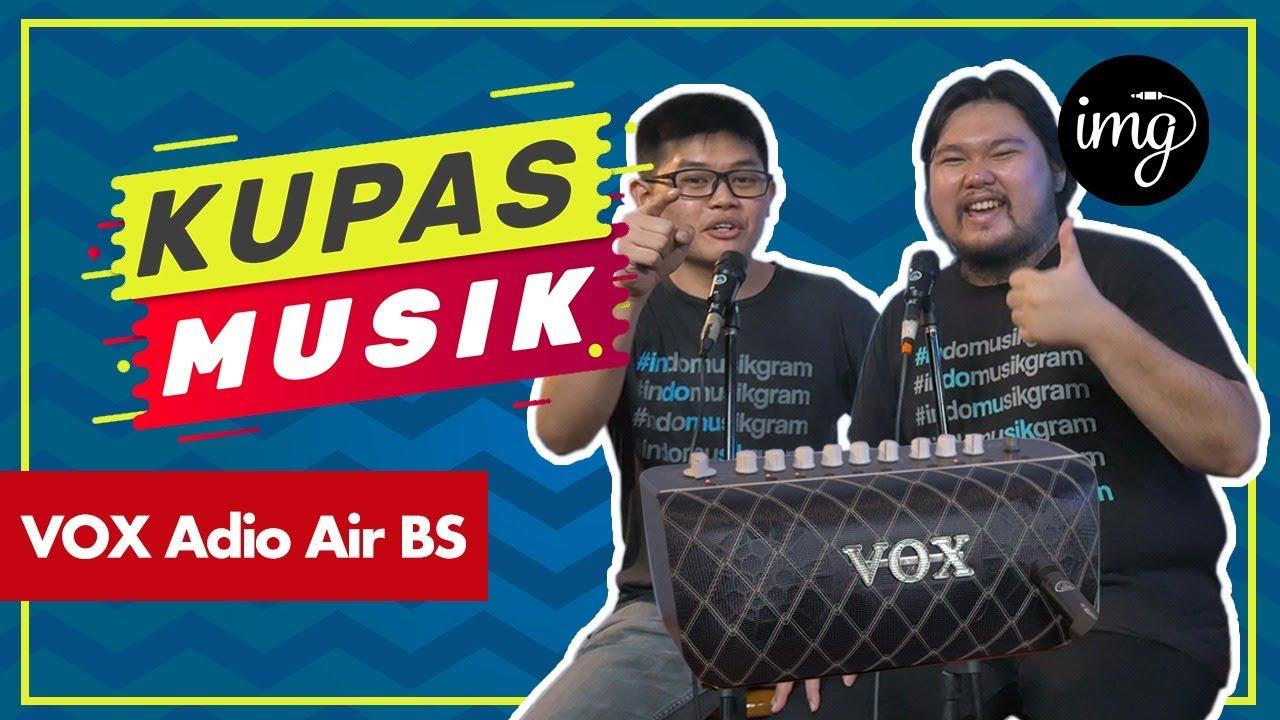 Ampli Paling Praktis, VOX Adio Air BS | KupasMusik