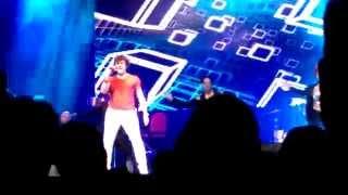 Sonu Nigam Live Concert in Mauritius (2014) - Aaj Ki Raat - Don