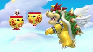 Super Mario Maker - 100 Mario Challenge #213 (Expert Difficulty)
