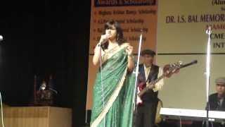 I.S.BAL 2012- Meghna solo- tumhari adaon pe main waari waari