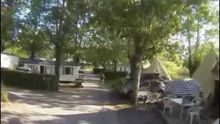 Camping Airotel Oyam - Camping Pays Basque - Bidart